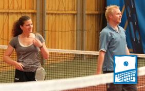 Des cours de tennis à ARLON